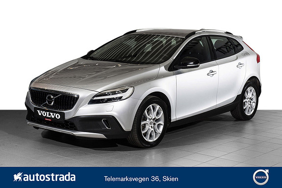 Volvo V40 Cross Country T3 Momentum aut VOC, Ryggekamera, DAB+