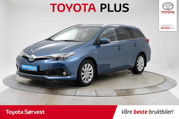 Toyota Auris Touring Sports 1,8 Hybrid Active S  2017, 39950 km, kr 219000,-