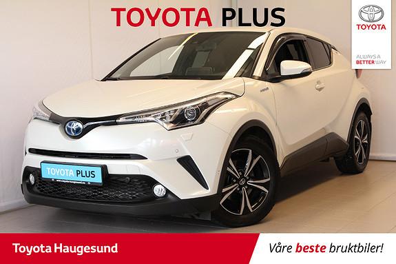 Toyota C-HR 1,8 WT-i Hybrid Supreme  2017, 20093 km, kr 299000,-