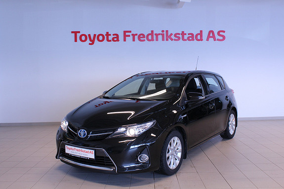 Toyota Auris 1,8 Hybrid E-CVT Active  2014, 69000 km, kr 159000,-