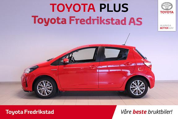 Toyota Yaris 1,5 Hybrid Active Go e-CVT aut  2018, 45000 km, kr 219000,-