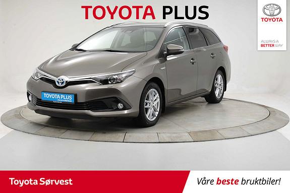 Toyota Auris Touring Sports 1,8 Hybrid Active  2017, 17380 km, kr 229000,-