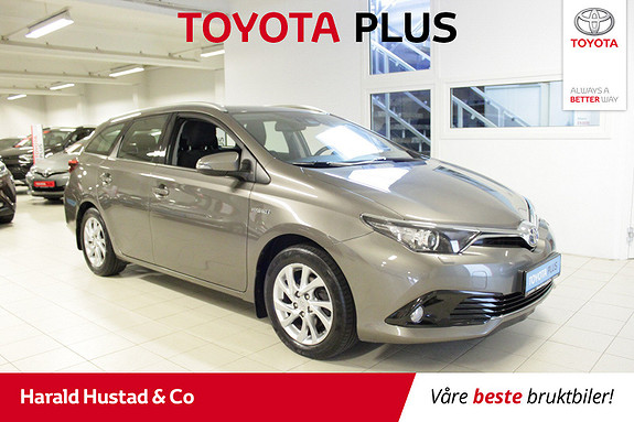 Toyota Auris Touring Sports 1,8 Hybrid Active Sport  2016, 89568 km, kr 199000,-