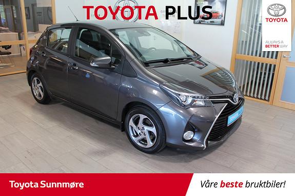 Toyota Yaris 1,5 Hybrid Active S e-CVT **VELHOLDT*NYBILGARANTI**  2016, 32998 km, kr 169000,-