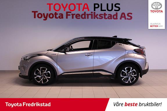 Toyota C-HR 1,8 WT-i Hybrid Dynamic Tech  2017, 47100 km, kr 329000,-