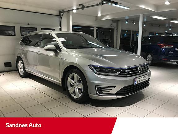 Volkswagen Passat 1,4 GTE Plug-in Hybrid  2016, 37814 km, kr 379000,-