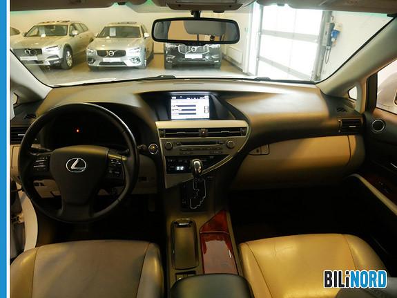 Bilbilde: Lexus RX450h