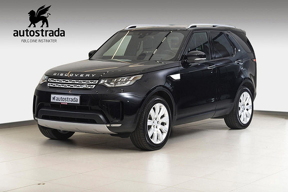 Land Rover Discovery SD4 HSE LUXURY 240 HK