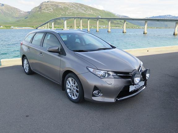 Toyota Auris Touring Sports 1,4 D-4D Active  2014, 116402 km, kr 177000,-