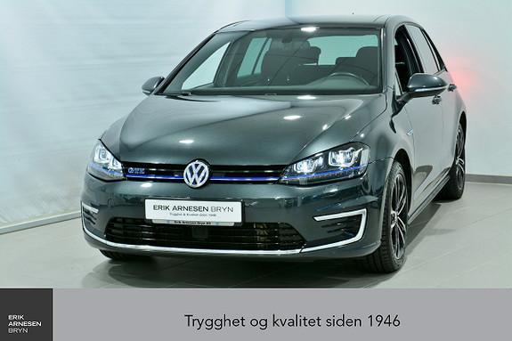 Volkswagen Golf GTE PLUG-IN HYBRID *INNBYTTEKAMPANJE*  2016, 44900 km, kr 239900,-