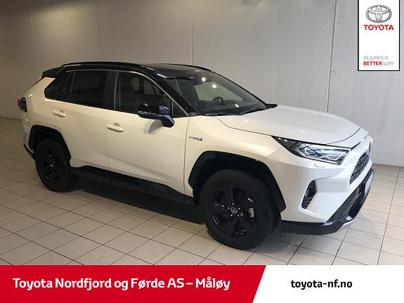 Toyota RAV4 Hybrid 2WD Style aut  2019, 3594 km, kr 481000,-