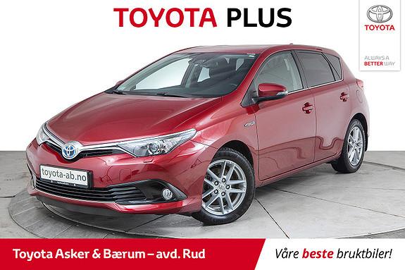 Toyota Auris 1,8 Hybrid E-CVT Active Sport  2018, 45400 km, kr 248000,-