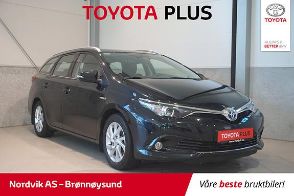 Toyota Auris Touring Sports 1,8 Hybrid Active  2016, 52610 km, kr 239000,-