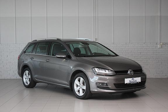 Volkswagen Golf 1,4 TSI 122hk Highline DSG Adaptic Cruise, Hengerfeste+  2014, 29250 km, kr 199000,-