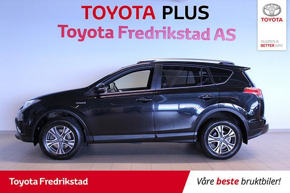 Toyota RAV4 Hybrid 2WD Active Style  2017, 28900 km, kr 379000,-