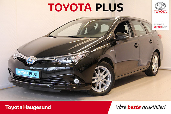 Toyota Auris Touring Sports 1,8 Hybrid Active Sport  2017, 44 173 km, kr 229 000,-