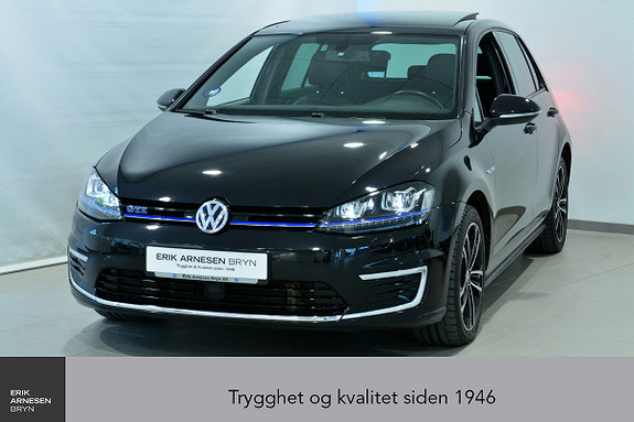 Volkswagen Golf GTE PLUG-IN HYBRID *INNBYTTEKAMPANJE*  2016, 47200 km, kr 239900,-