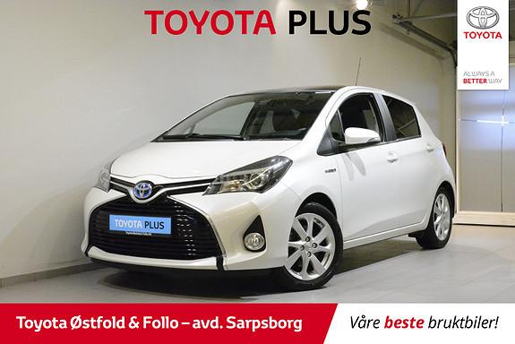 Toyota Yaris 1,5 Hybrid Style e-CVT  2016, 29900 km, kr 198000,-