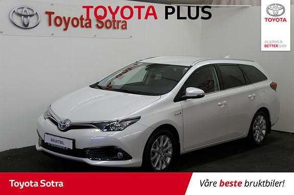 Toyota Auris 1,8 Hybrid E-CVT Active Sport  2017, 44900 km, kr 239000,-