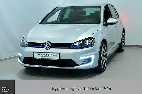 Volkswagen Golf GTE PLUG IN-HYBRID *INNBYTTEKAMPANJE*  2016, 36350 km, kr 229900,-