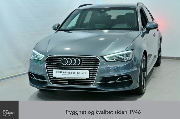 Audi A3 SPORTSBACK E-TRON S TRONIC *INNBYTTEKAMPANJE*  2016, 41100 km, kr 279900,-