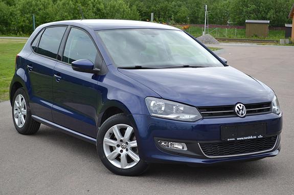 Volkswagen Polo 1,6 105hk TDI Highline Lav km  2011, 54259 km, kr 99000,-