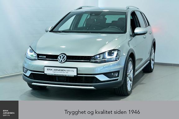 Volkswagen Golf Alltrack 2,0 TDI 150hk 4MOTION *INNBYTTEKAMPANJE*  2016, 66400 km, kr 279900,-