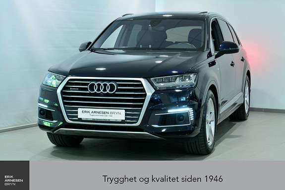 Audi Q7 E-TRON QUATTRO 373 HK 5-S *INNBYTTEKAMPANJE*  2017, 19600 km, kr 829900,-