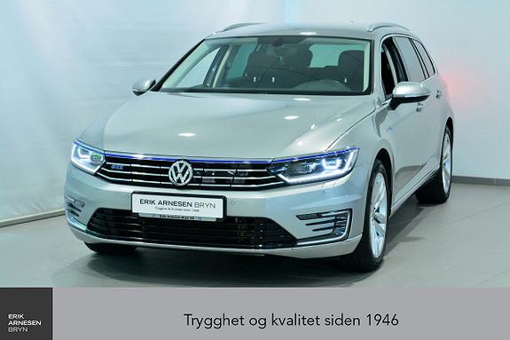 Volkswagen Passat GTE PLUG-IN HYBRID *INNBYTTEKAMPANJE*  2017, 28500 km, kr 329900,-