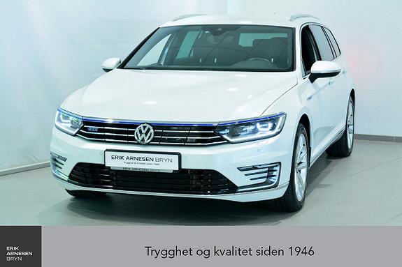 Volkswagen Passat GTE PLUG-IN HYBRID *INNBYTTEKAMPANJE*  2016, 44200 km, kr 339900,-