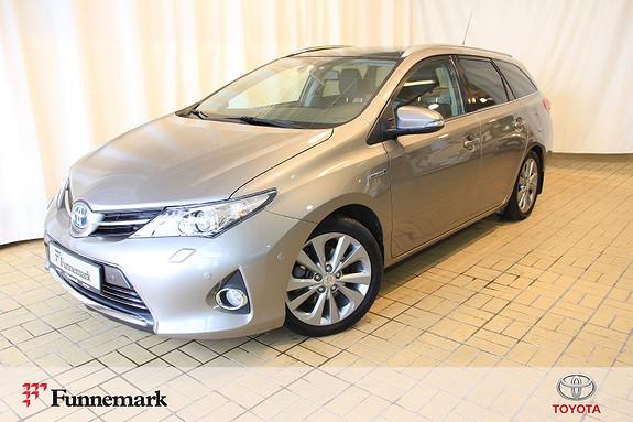 Toyota Auris 1,8 Hybrid E-CVT Executive  2014, 80934 km, kr 169000,-