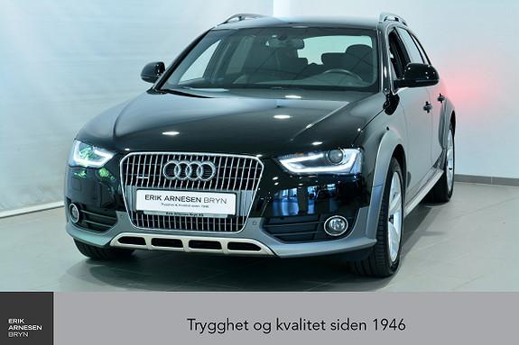 Audi A4 allroad 2.0 TDI 163hk quattro S tronic *INNBYTTEKAMPANJE*  2016, 35400 km, kr 389900,-