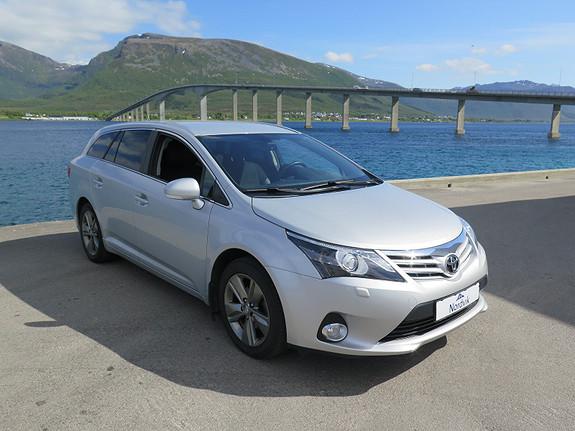 Toyota Avensis 1,8 147hk Advance Multidrive S  2014, 108417 km, kr 219000,-