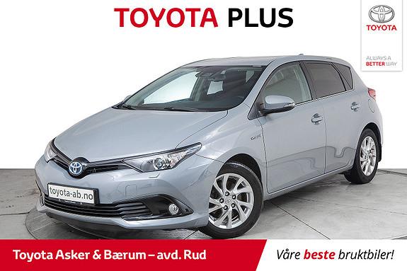 Toyota Auris 1,8 Hybrid E-CVT Active Sport  2018, 46020 km, kr 249000,-