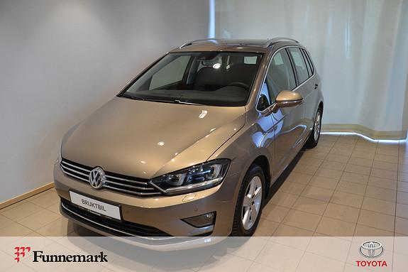 Volkswagen Golf Sportsvan 1,2 TSI 110hk Highline DSG  2016, 20700 km, kr 229000,-