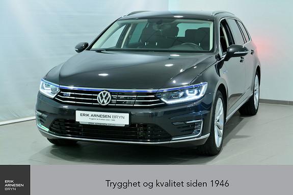 Volkswagen Passat GTE PLUG-IN HYBRID *INNBYTTEKAMPANJE*  2018, 44506 km, kr 379900,-