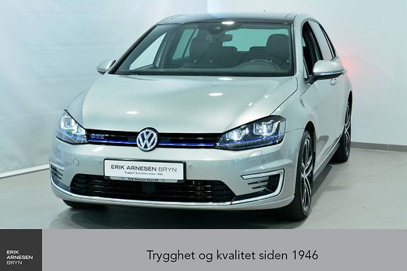 Volkswagen Golf GTE PLUG-IN HYBRID *INNBYTTEKAMPANJE*  2017, 41990 km, kr 259900,-