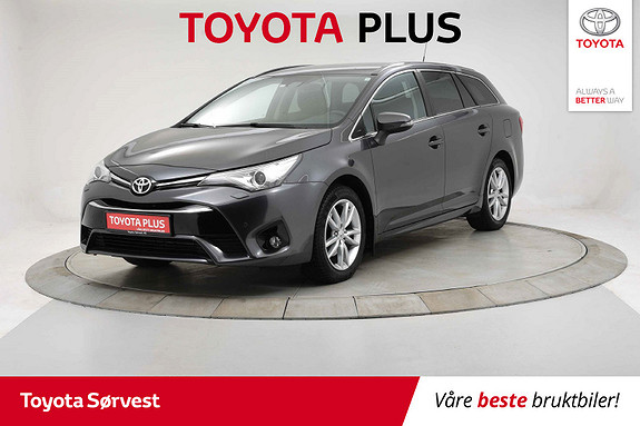 Toyota Avensis Touring Sports 1,8 Active M-drive 7S  2016, 35391 km, kr 259000,-