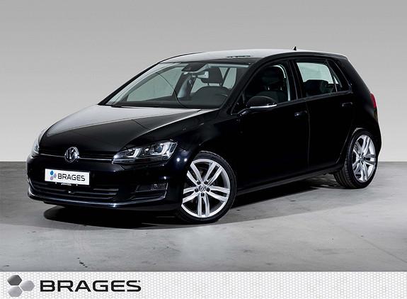 Volkswagen Golf 1,6 TDI 105hk Highline BMT Webasto Navi DAB+ Adaptive C  2013, 67990 km, kr 139000,-