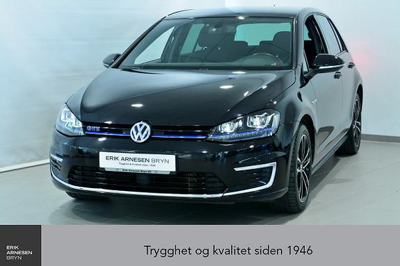 Volkswagen Golf GTE PLUG-IN HYBRID *INNBYTTEKAMPANJE*  2016, 23500 km, kr 229900,-