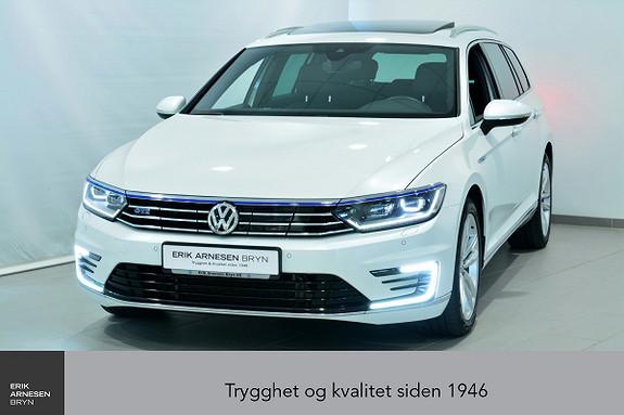 Volkswagen Passat GTE PLUG-IN HYBRID *INNBYTTEKAMPANJE*  2017, 36990 km, kr 359900,-