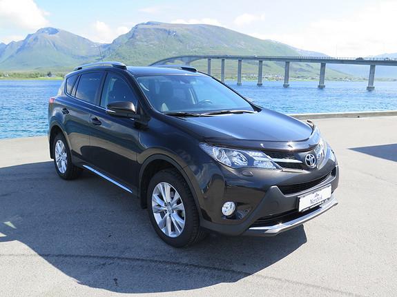 Toyota RAV4 2,2 D-CAT 4WD Exective aut  2014, 77481 km, kr 359000,-