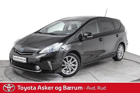 Toyota Prius+ Seven 1,8 VVT-i Hybrid Premium  2012, 63417 km, kr 215000,-