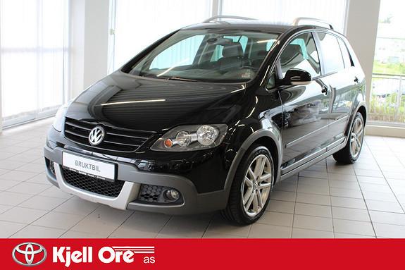 Volkswagen Golf Plus Cross 1,9 TDI DSG 7-trinns DAB+, park.sensor. aut. ++  2008, 154178 km, kr 85000,-