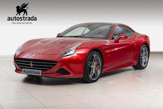 Ferrari California T 560HK Cabriolet Norges Fineste  2015, 27500 km, kr 2179000,-