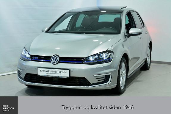 Volkswagen Golf GTE PLUG-IN HYBRID Skinn, Keyless, Pano, *INNBYTTEKAMPA  2016, 44500 km, kr 224900,-