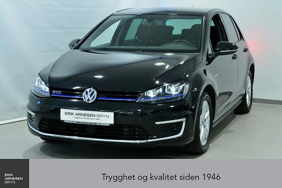Volkswagen Golf GTE PLUG-IN HYBRID *INNBYTTEKAMPANJE*  2016, 39999 km, kr 209900,-