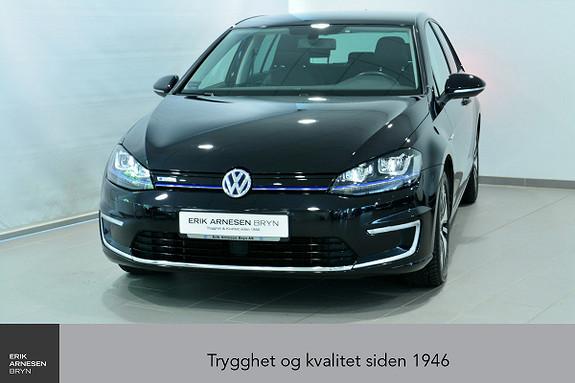 Volkswagen Golf E-GOLF 5D 115Hkt *INNBYTTEKAMPANJE*  2016, 47487 km, kr 189900,-