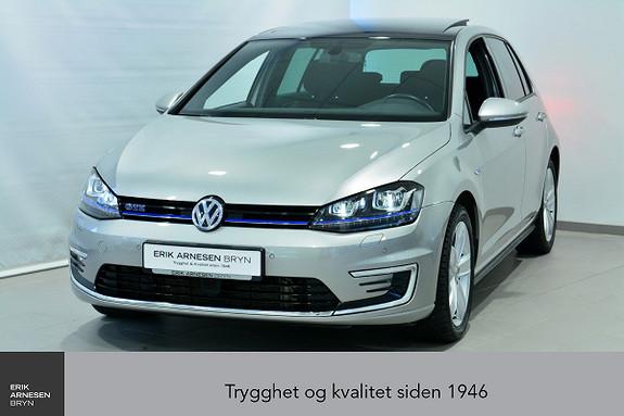 Volkswagen Golf GTE PLUG-IN HYBRID *INNBYTTEKAMPANJE*  2016, 34800 km, kr 224900,-