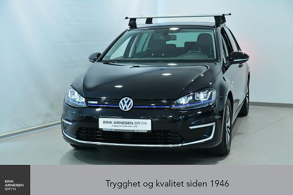 Volkswagen Golf E-GOLF 5D 116Hk *INNBYTTEKAMPANJE*  2016, 41490 km, kr 189900,-